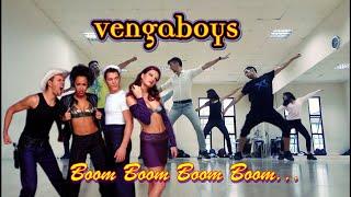 Felitiz - Boom, Boom, Boom, Boom Coreografía - Vengaboys - Ensayo
