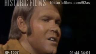 Catch The Wind - Glen Campbell Live 1969 (Donovan)