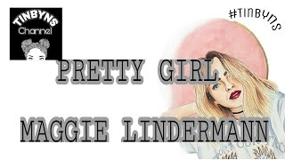 Pretty Girl - Maggie Lindemann (Cheat Codes x Cade Remix)/ Lyrics / Lyrics Video