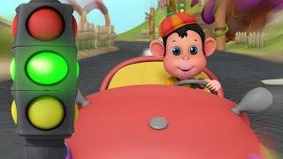 Koti Bava Konnaru Kota Motar Car | Telugu Rhymes for Children | Infobells width=