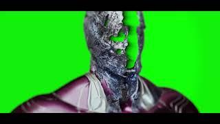 Avengers Infinity War IRON MAN Nano Tech SUITUP Green Screen
