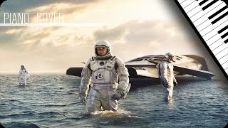 """""""Interstellar"""" [Main Theme] by TH (Piano cover)"""