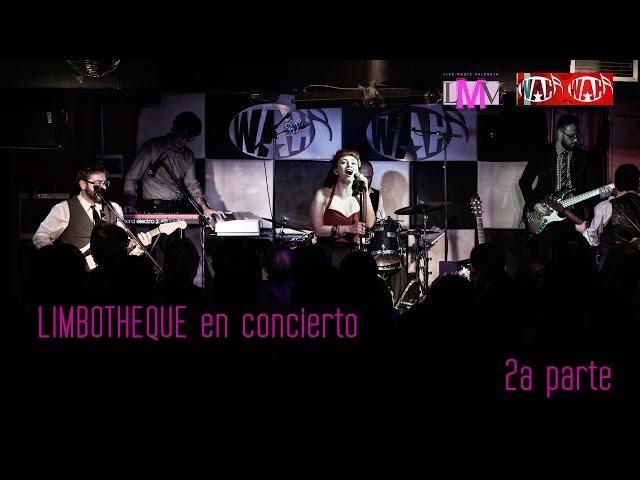 Vídeo de un concierto en la sala Wah Wah.