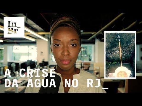 Crise da água no RJ: direito ao saneamento básico