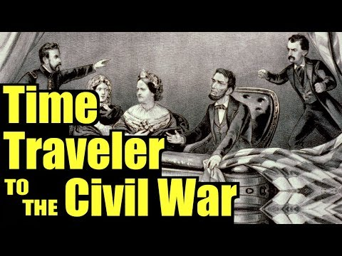 Time Traveler Movie ♦️ Andrew Basiago goes back to 1863