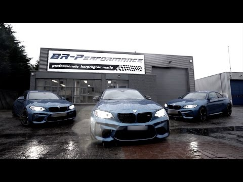 3X BMW M2 Stage 2 by BR-Performance