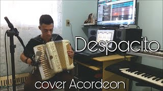Luis Fonsi - Despacito ft. Daddy Yankee (cover acordeon)
