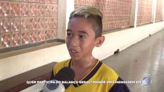 """Menino de 10 anos é selecionado para o """"Peneira Santos"""""""