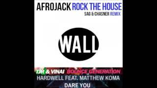 Afrojack x Sag & Chasner x Hardwell ft Mathew Koma x TJR & Vina - RTH vs Dy vs Bg (DJ Arkath Mashup)