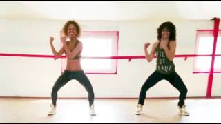 "Kerwin Du Bois ""No Apology"" choréo Zumba Fitness by Doris Rouesne et Edwige Rasoa"