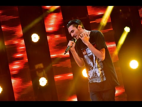 "Jon Bon Jovi - ""You Give Love A Bad Name"". Vezi interpretarea lui Emanuel Stanca, la X Factor!"