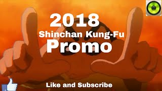 Shin-chan 2018 Movie - Burst Serving! Kung Fu Shinchan(Promo)|P Susic|