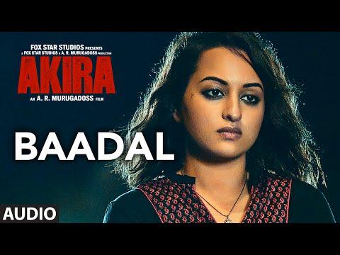BAADAL LYRICS - Akira Song   Sunidhi Chauhan