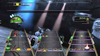 Guitar Hero Metallica - For Whom the Bell Tolls Gameplay HD