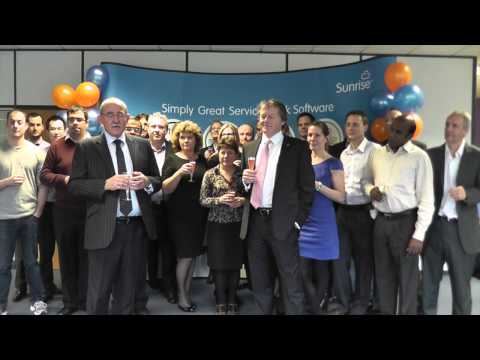 Celebrating 20 years of Sunrise Software