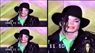 Michael Jackson on Greg Philliganes