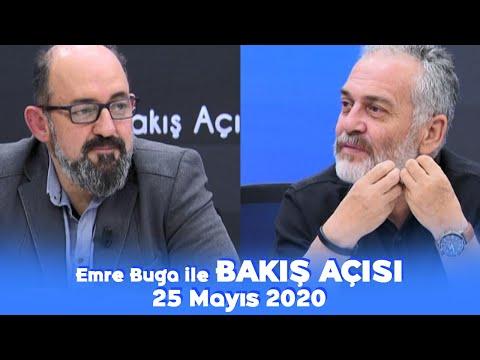 Emre Buga ile Bakış Açısı – 25 Mayıs 2020 - Prof. Dr. Sinan Canan - Prof. Dr. Mustafa Öztürk