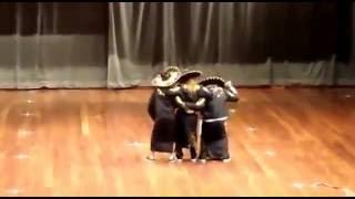 """Niños hacen Playback de Pandora - Colegio """"Santa Ana"""" - by Jenny Ines S S"""