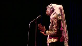 2017 Women of the World Poetry Slam - Emi Mahmoud