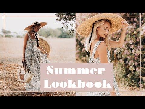 HIGH SUMMER LOOKBOOK // 6 Summer Outfits  |  Fashion Mumblr
