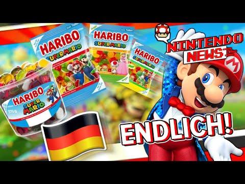 Endlich auch bei uns! Mario kann nun auch vernascht werden! - NintendoNews