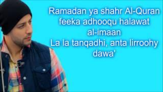 Maher Zain - Ramadan (Arabic Lyrics) width=