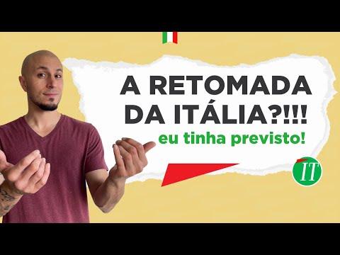 A Retomada da Itália!