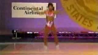 National Aerobics Championship 1993 USA Individual