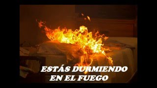 W.A.S.P  Sleeping in the Fire Subtitulos Español