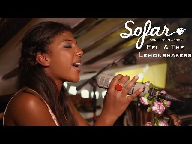 Feli & The Lemonshakers - Get Through | Sofar Madrid