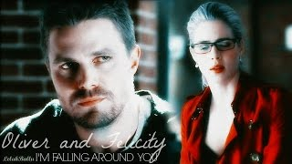 Oliver and Felicity   [I'm falling around you]