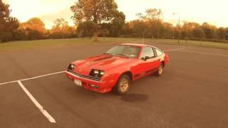 1978 Chevy Monza Spyder,  quick walk around
