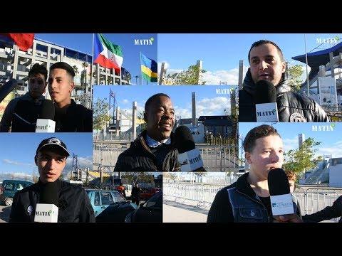 Video : CHAN Total, Maroc 2018 : Les Tangérois croient en les chances des Lions de l'Atlas locaux