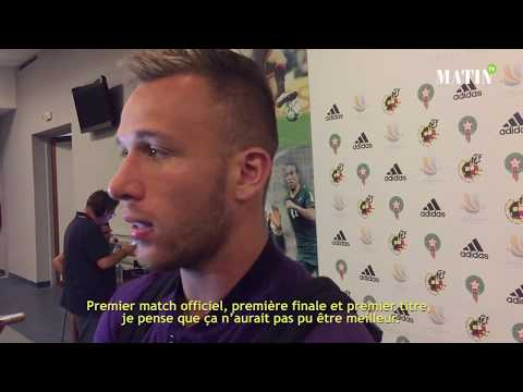 Video : Ousmane Dembélé offre la Supercoupe d'Espagne au Barça