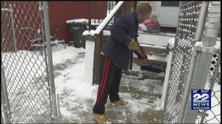 Avoid fines by properly clearing snow after a storm