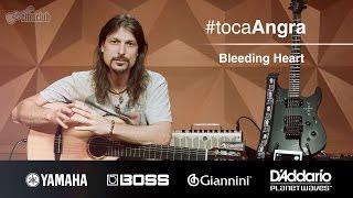 videoclase #tocaAngra | Bleeding Heart (aula de violão)