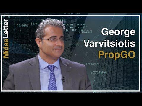 PropGO - CEO, George Varvitsiotis