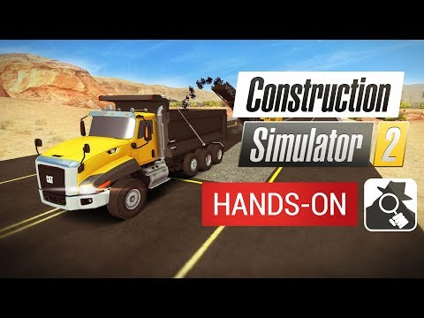 CONSTRUCTION SIMULATOR 2 | Hands-On