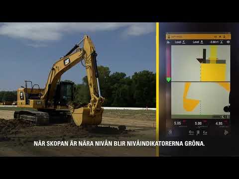 Förarinstruktioner, Cat 320 Next Generation: Grade Advanced 2D