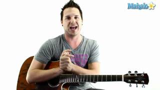 """How to Play """"Absolutely (Story of a Girl)"""" by Nine Days on Guitar (Practice Video)"""