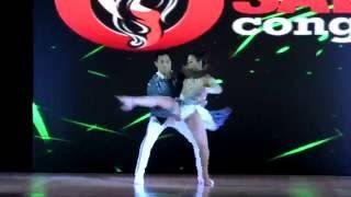 Jorge Martinez & Maria Catalan at Orlando Salsa Congress 2016