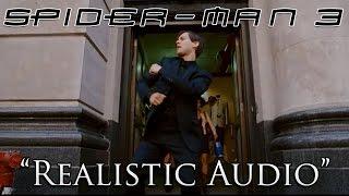 "Spider-Man 3 Dance Scene with ""Realistic"" Audio - (No Music)"