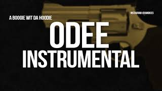 "A Boogie Wit Da Hoodie ""Odee"" Instrumental Prod. by Dices"
