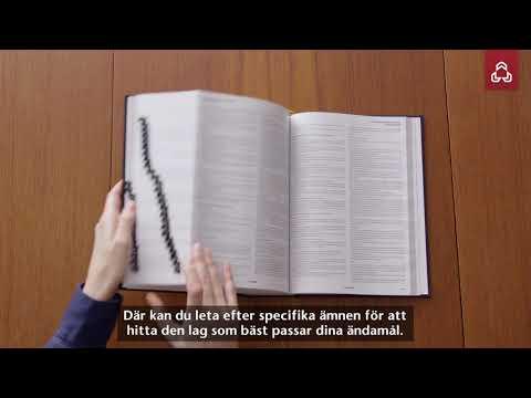 Den svarta lagboken - instruktionsfilm