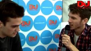 Entrevista a Chris Schweizer en la Armada Beach Festival