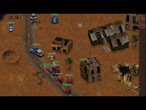 KKND: Krush Kill 'N Destroy (Evolved: Mission 8) (Beam Software) (MS-DOS) [1997] [PC Longplay]