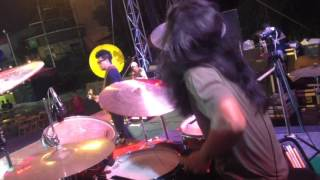 ไม่ยากหรอก/ฟาเรนไฮต์ Live at Ayudthaya 12/12/15(Back Stage Point of view)