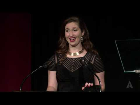 Elise Conklin, Documentary Bronze Medal: 2016 Student Academy Awards