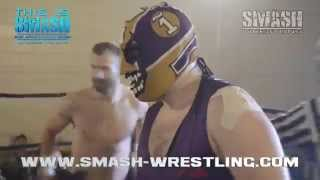 This Is Smash - Smash Wrestling [Music Video] Jack Evans, Angelico, Mark Andrews