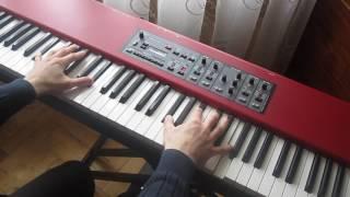 Logic - Black SpiderMan ft. Damian Lemar Hudson (piano cover & tutorial)